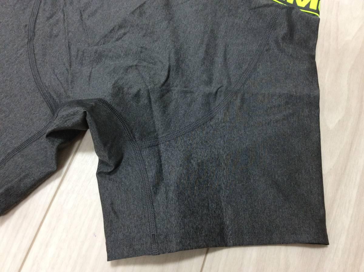 アンダーアーマー ノベルティ ボクサー ジョック ボクサー パンツ LGサイズ グレー UNDER ARMOUR 下着 スパッツ 送料無料