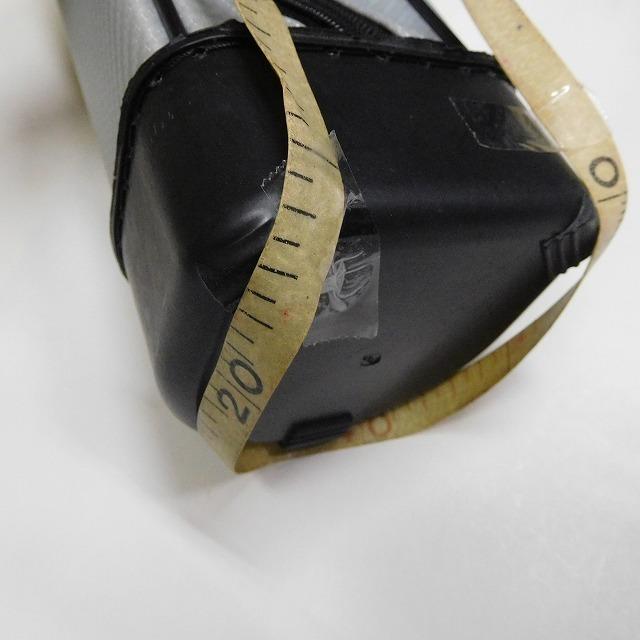 ◆(税0円)◆超特価!!!◆ セミハードストレートロッドケース130 ブラック_画像7