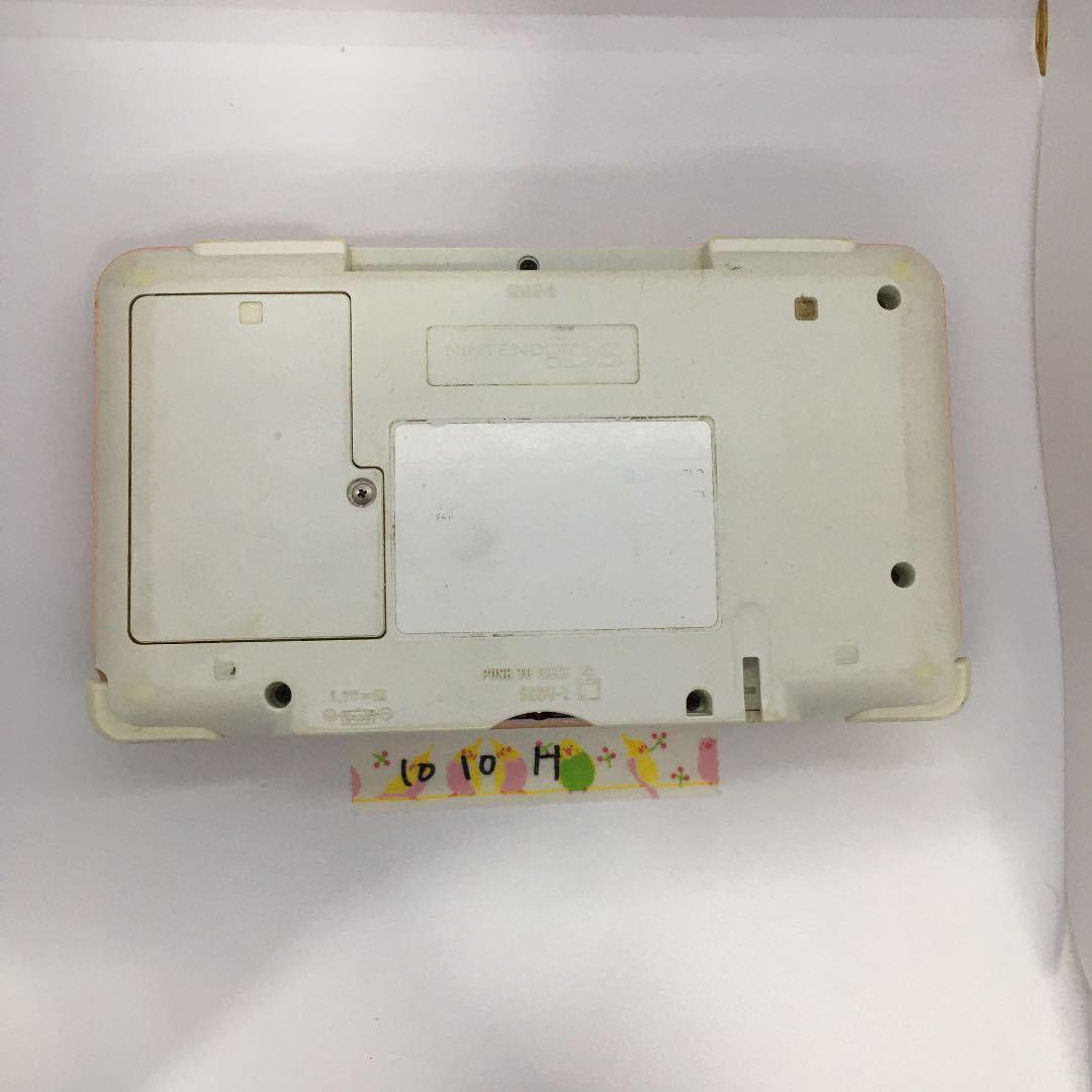 任天堂 Nintendo ニンテンドーDS キャンディピンク タッチペン無し