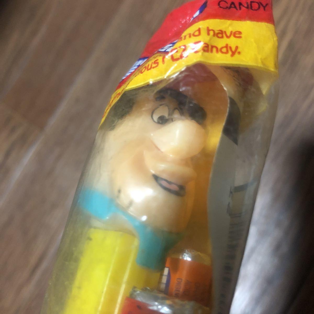 ペッツ PEZ【原始家族フリントストーン】1992年★激レア★未開封新品★アメリカ製★The Flintstones★Hanna-Barbera Productions←貴重!_画像3