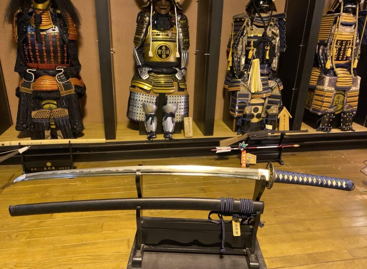 平成の名刀 刃長 74.4cm 武家の誉_画像4