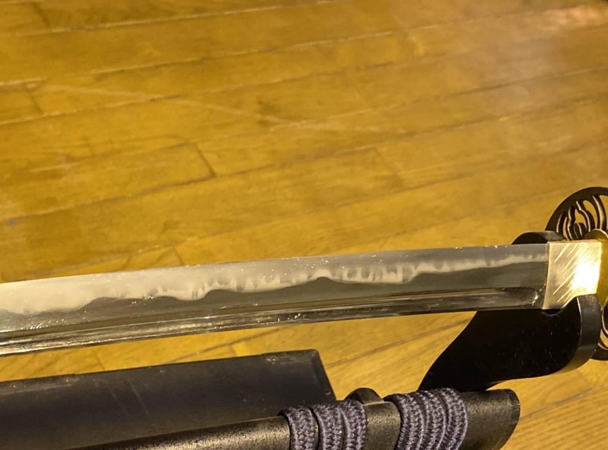 平成の名刀 刃長 74.4cm 武家の誉_画像7