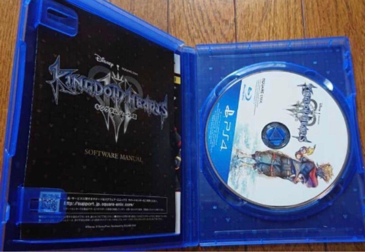 PS4キングダムハーツ ソフト