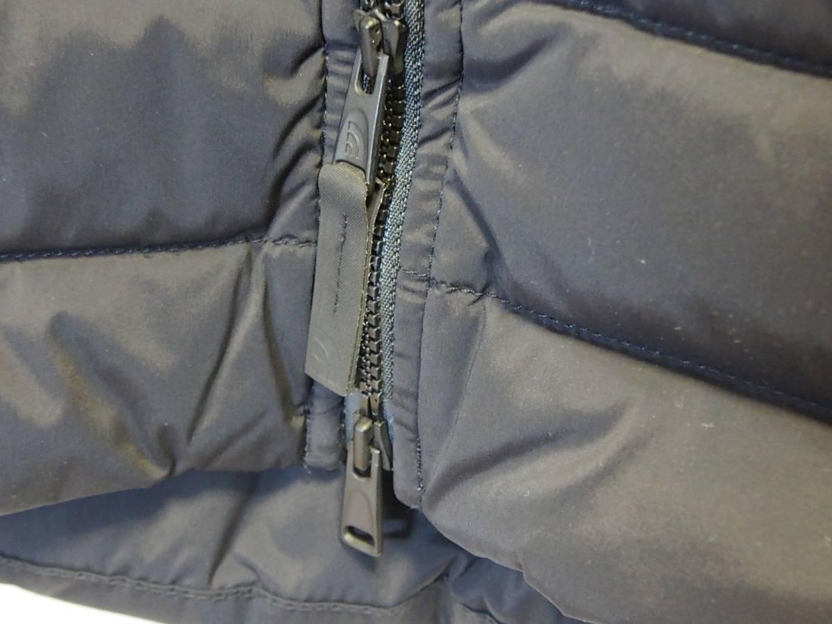 【USA購入、新品未使用】ノースフェイス レディース ダウンジャケット XS ブラック Stretch Down Parka_画像6