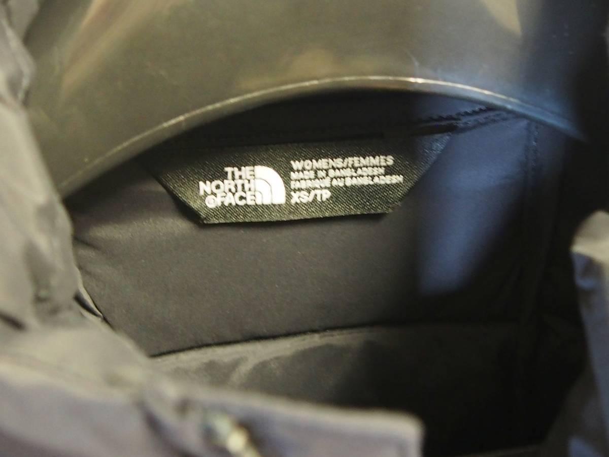 【USA購入、新品未使用】ノースフェイス レディース ダウンジャケット XS ブラック Stretch Down Parka_画像7