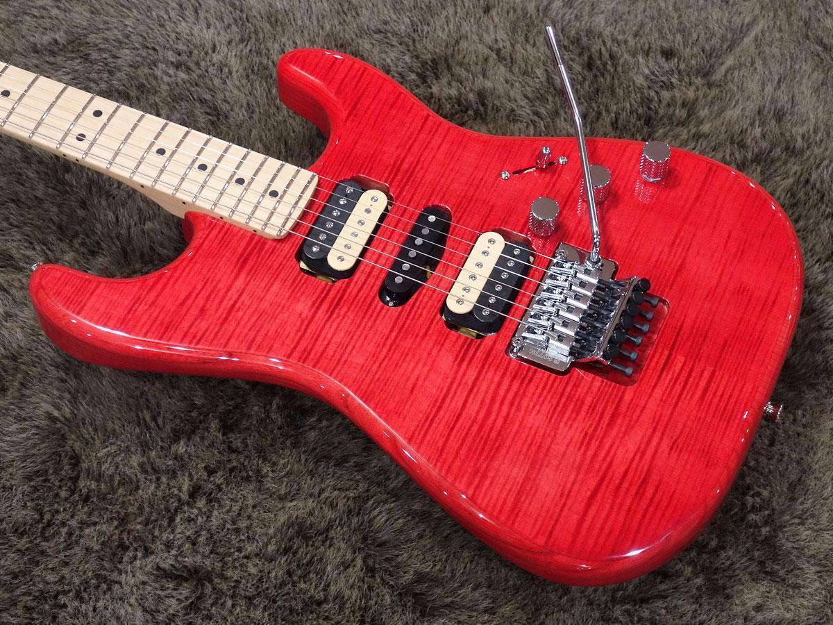 新品「 Fender 【 Michiya Haruhata Stratocaster Trans Pink 】」