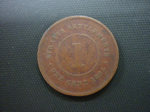 ◆ H-70282 Британский канал Colonial 1895 1 Св. 1 лист