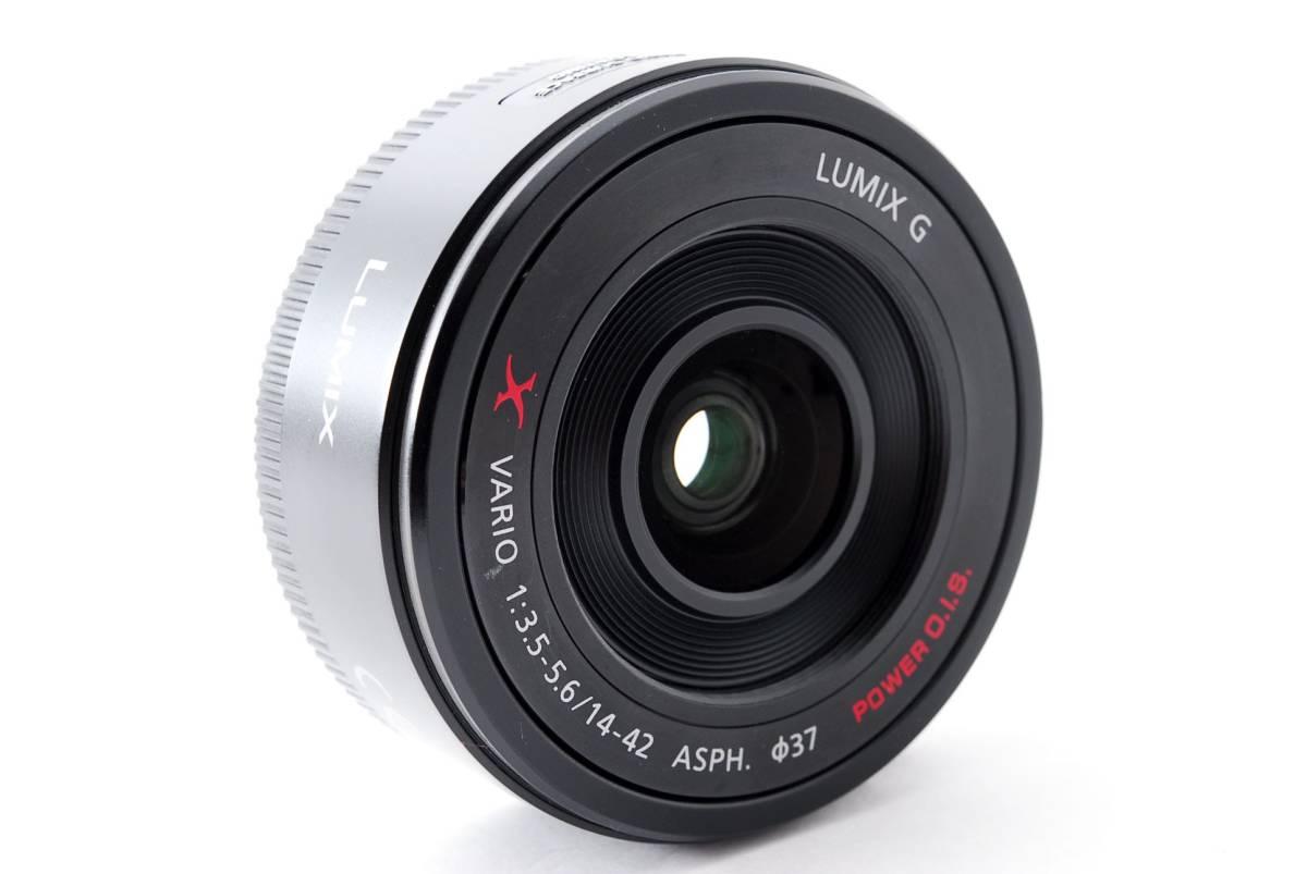 パナソニック Panasonic 14-42mm f/3.5-5.6 LUMIX G X VARIO マイクロフォーサーズ ズーム 標準 レンズ [美品] #681233_画像4