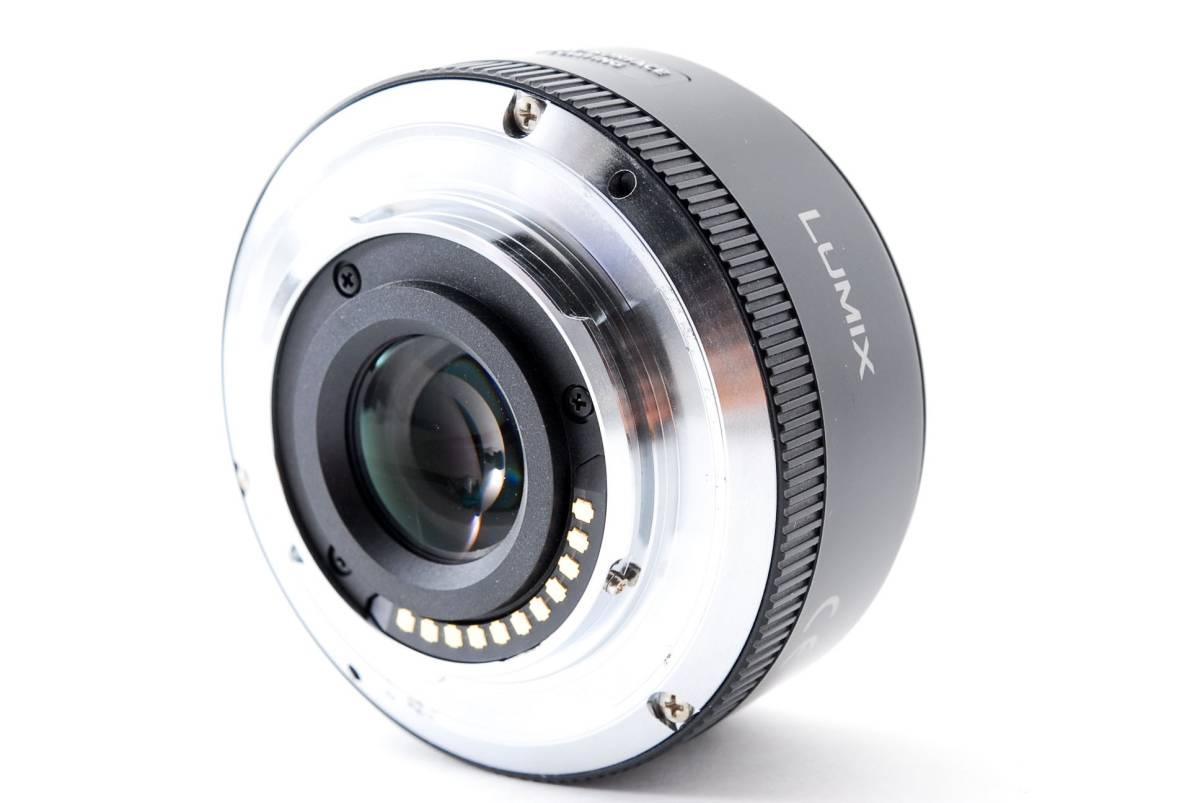 パナソニック Panasonic 14-42mm f/3.5-5.6 LUMIX G X VARIO マイクロフォーサーズ ズーム 標準 レンズ [美品] #681233_画像5