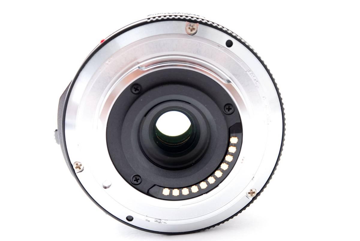 パナソニック Panasonic 14-42mm f/3.5-5.6 LUMIX G X VARIO マイクロフォーサーズ ズーム 標準 レンズ [美品] #681233_画像6
