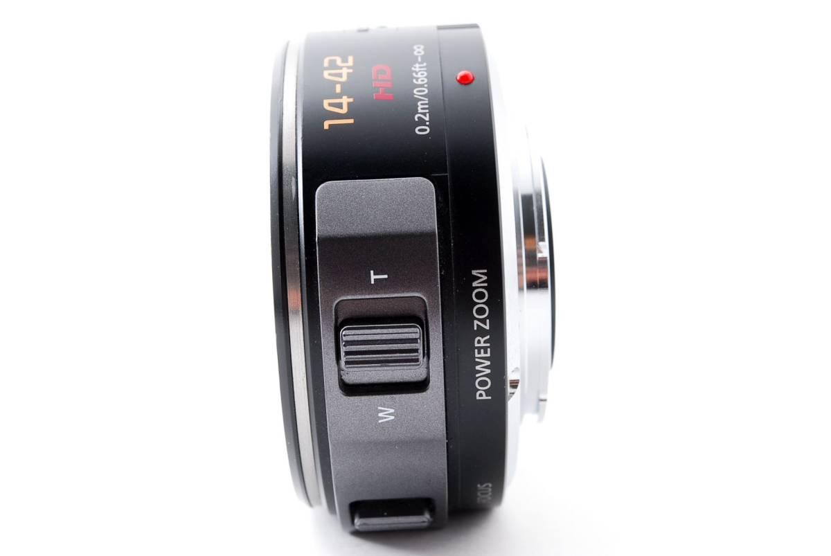 パナソニック Panasonic 14-42mm f/3.5-5.6 LUMIX G X VARIO マイクロフォーサーズ ズーム 標準 レンズ [美品] #681233_画像8