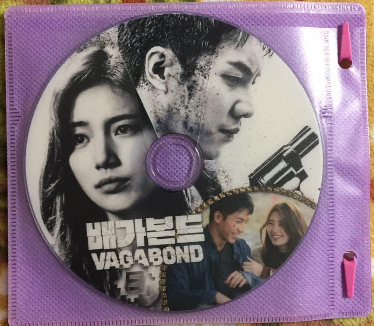 韓国ドラマ バガボンド DVD