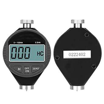 デジタル硬度計 ゴムタイヤ硬度計 A型 ゴム/ガラス/プラスチック/革の硬さを測定 ラバータイヤデュロメーター硬度テスターメータ_画像5