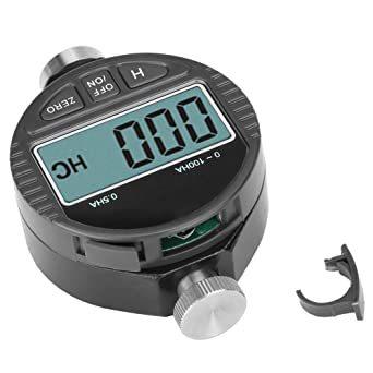 デジタル硬度計 ゴムタイヤ硬度計 A型 ゴム/ガラス/プラスチック/革の硬さを測定 ラバータイヤデュロメーター硬度テスターメータ_画像7
