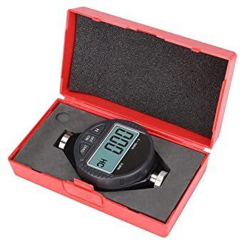 デジタル硬度計 ゴムタイヤ硬度計 A型 ゴム/ガラス/プラスチック/革の硬さを測定 ラバータイヤデュロメーター硬度テスターメータ_画像4