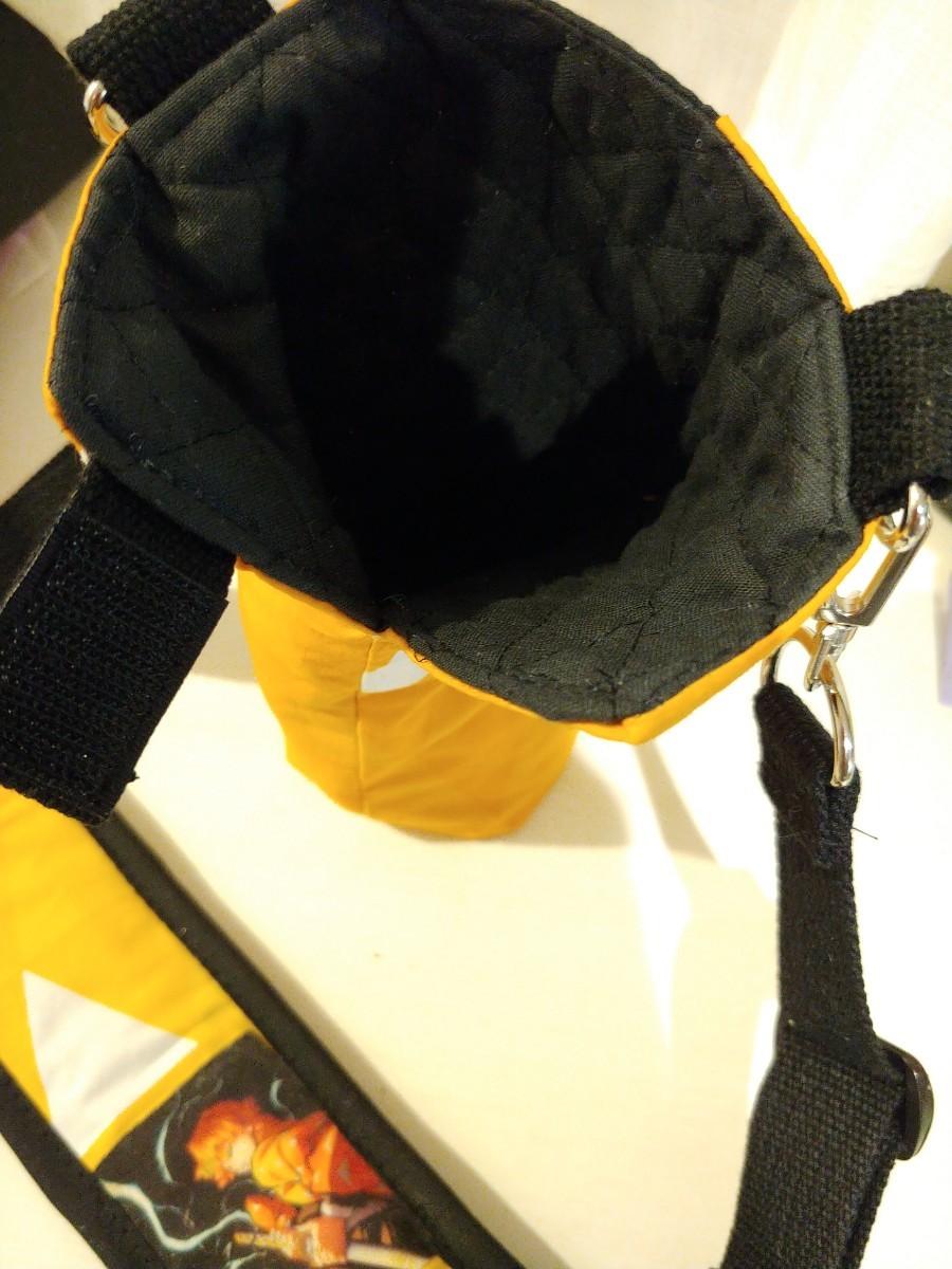 3点セット ぜんいつ 鬼滅の刃 水筒カバー 肩紐カバー ペットボトルホルダー