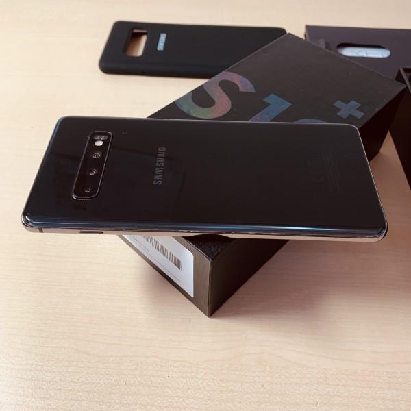SIMフリー Galaxy S10+ black DualSIM SM-G975F/DS  _画像6