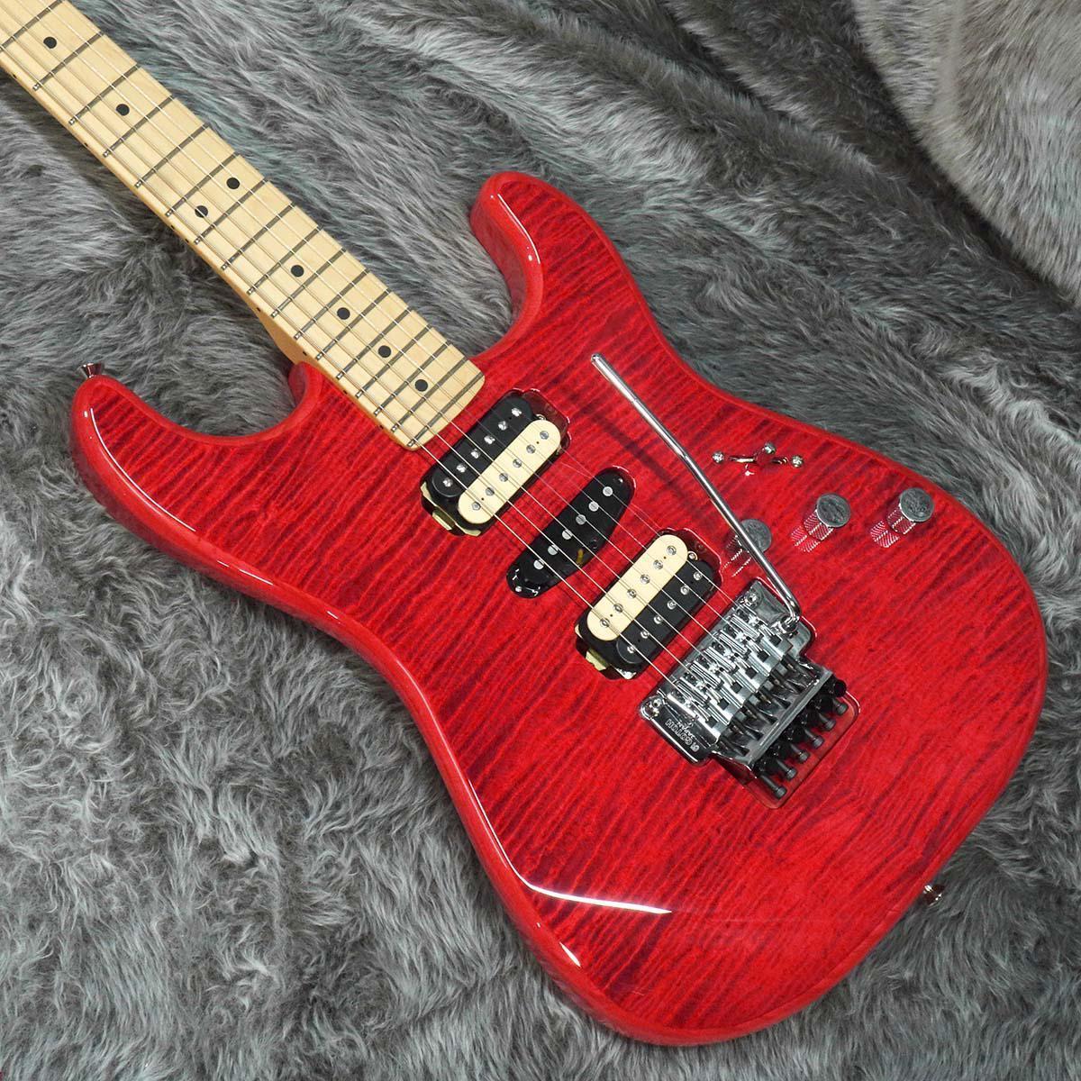 新品 Fender Michiya Haruhata Stratocaster Trans Pink JD20015779