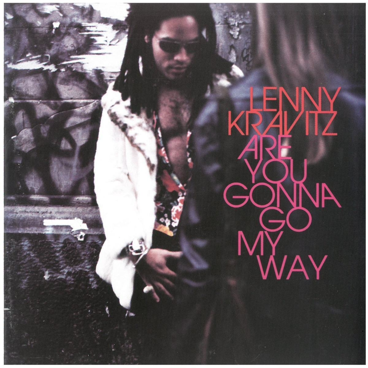 LENNY KRAVITZ ARE YOU GONNA GO MY WAY CD_画像1