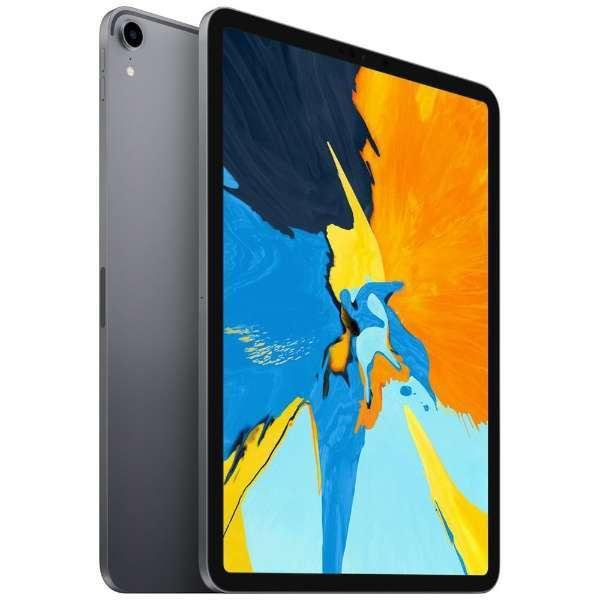 711①送料無料[SALE]新品未開封 Apple iPad Pro 11インチ Liquid Retinaディスプレイ Wi-Fi/512GB/2018年モデル■MTXT2J/A■激安SHOP24_画像1