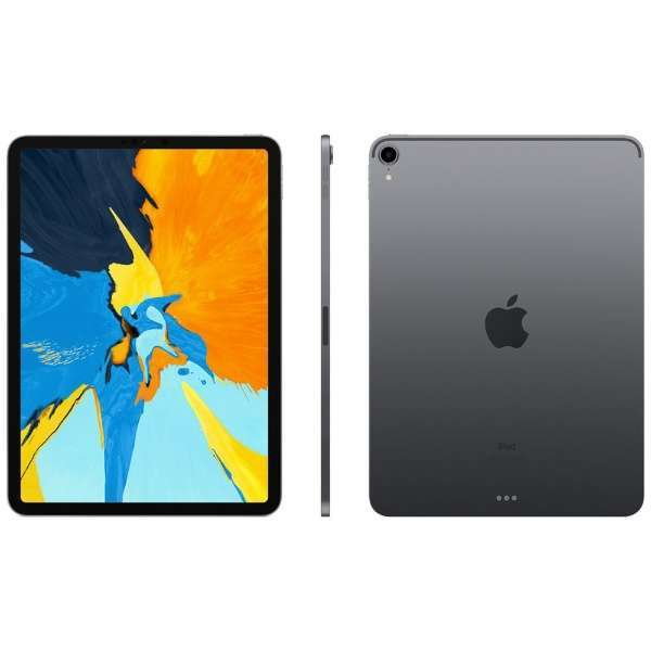 711①送料無料[SALE]新品未開封 Apple iPad Pro 11インチ Liquid Retinaディスプレイ Wi-Fi/512GB/2018年モデル■MTXT2J/A■激安SHOP24_画像2