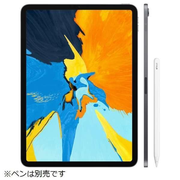 711①送料無料[SALE]新品未開封 Apple iPad Pro 11インチ Liquid Retinaディスプレイ Wi-Fi/512GB/2018年モデル■MTXT2J/A■激安SHOP24_画像4