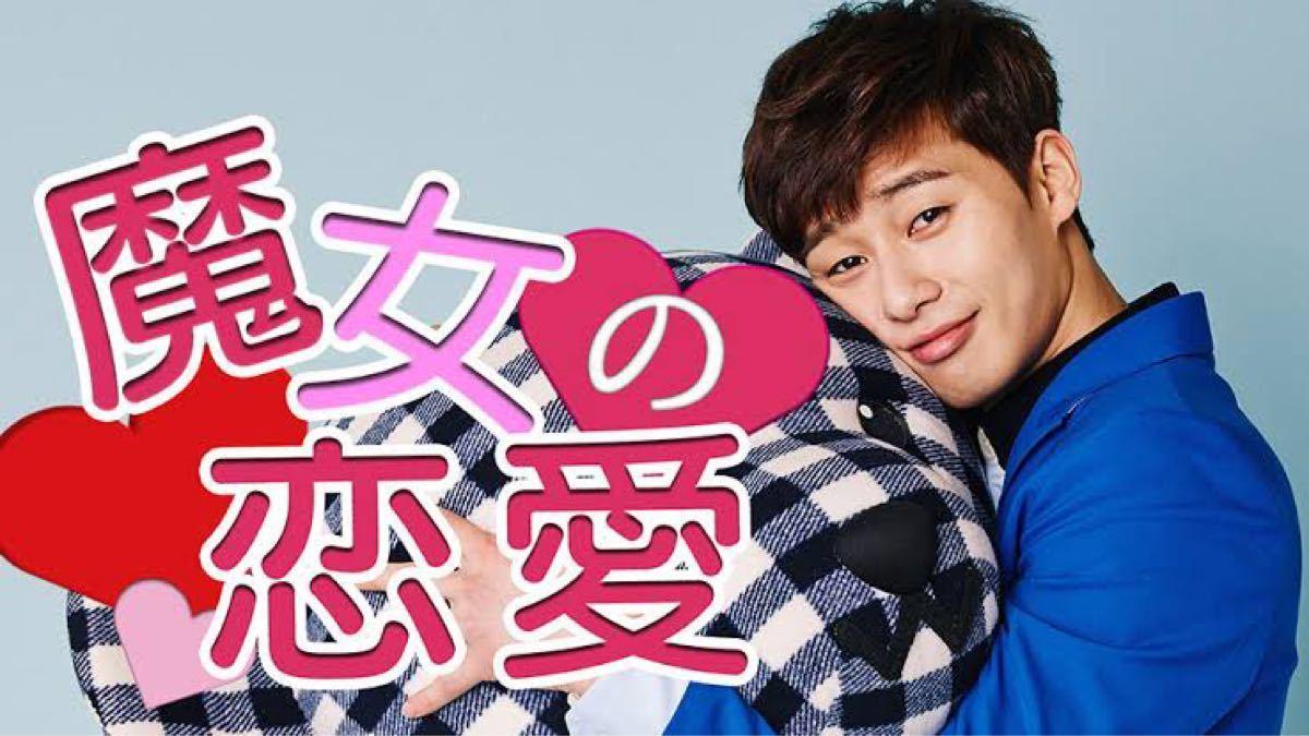 韓国ドラマ・魔女の恋愛