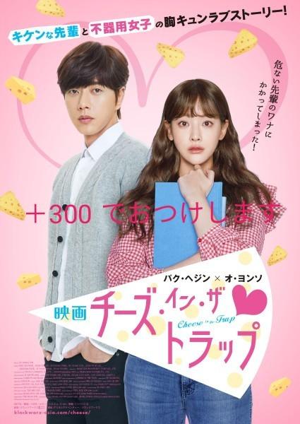 韓国ドラマ 恋はチーズインザトラップ Blu-ray