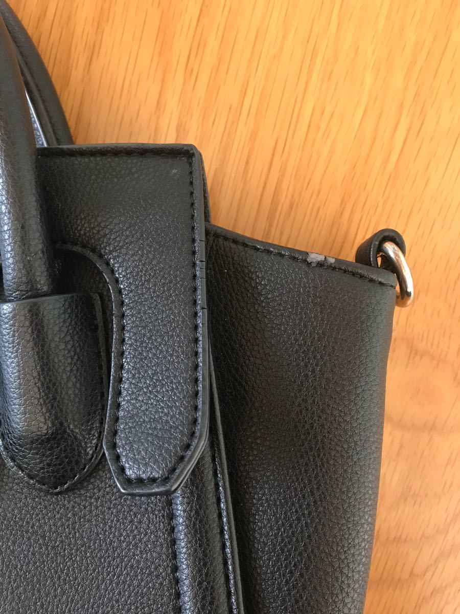 【値下げ】2wayバッグ ショルダーバッグ ハンドバッグ