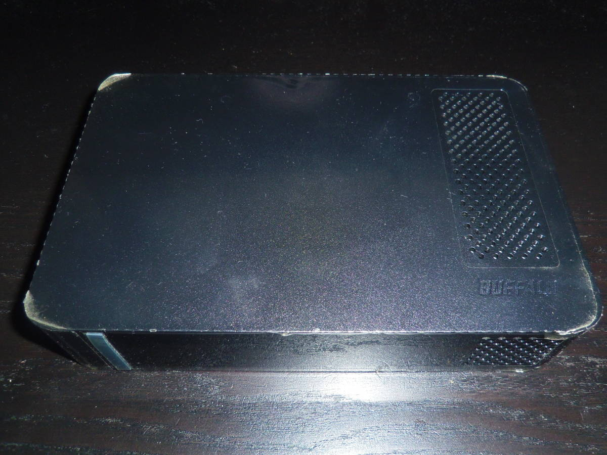 【即決】 送料無料 バッファロー 外付HDD ハードディスク 2.0TB USB3.0 HD-LC2.0U3/N【美品】