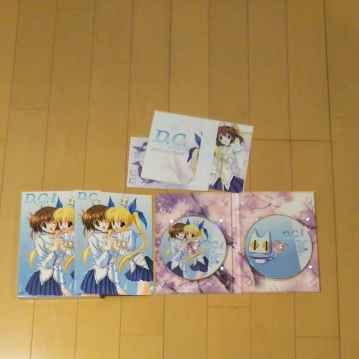 D.C ダ・カーポ DVD-BOX Ⅰ~Ⅳ
