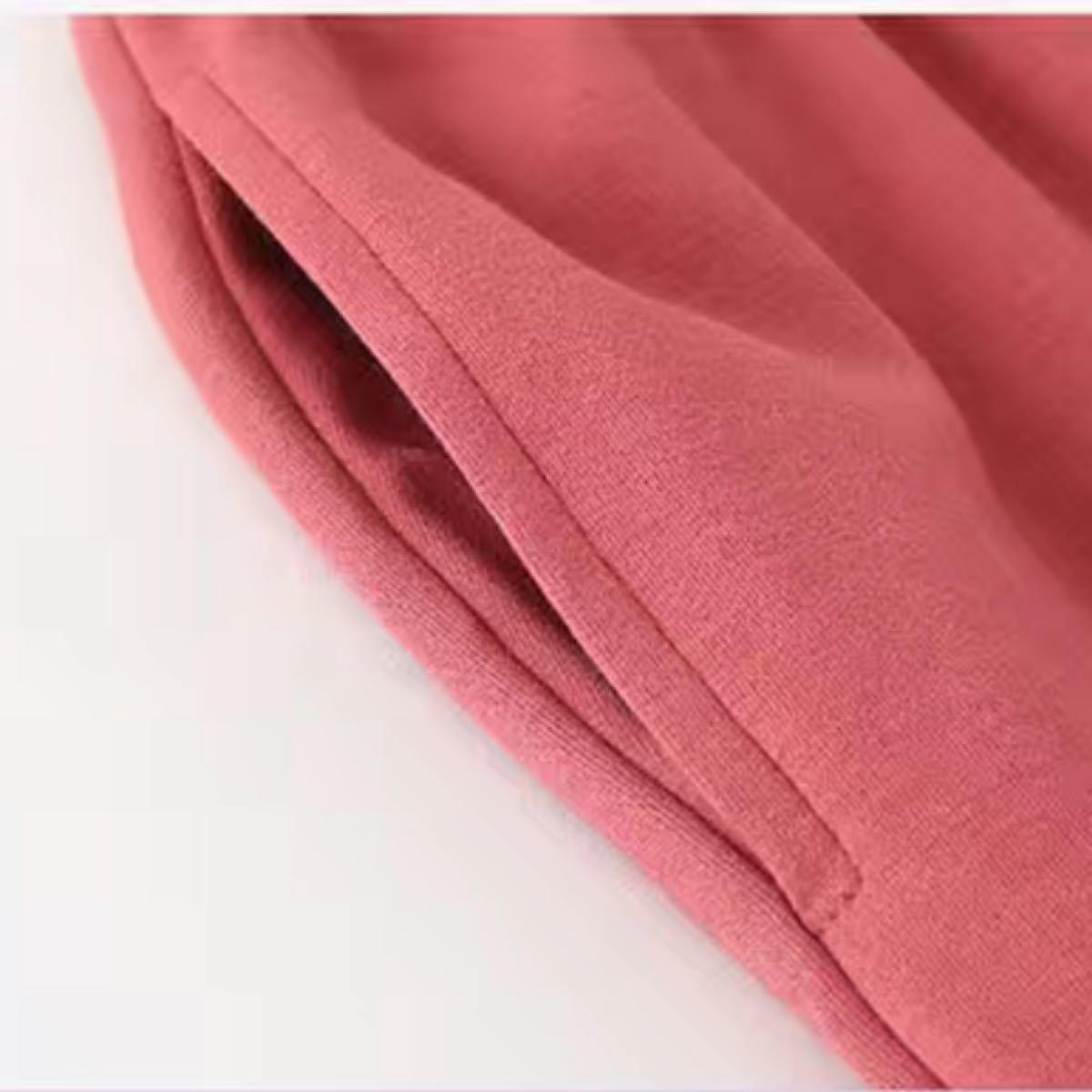 ルームウェア  綿100%  部屋着 上下セット レディースパジャマ 長袖