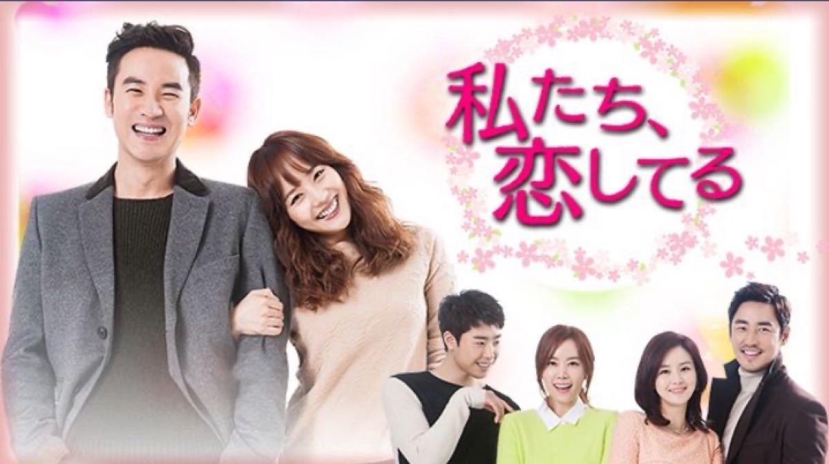 韓国ドラマ 私たち、恋してる【レンタル落ち】