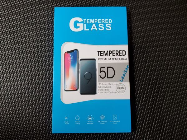 【3821】iPhone 11plomax/XsMax 液晶画面保護ガラスフィルム 日本製素材旭硝子製 超薄型 0.25mm 硬度9H 飛散防止 3D Touch対応 指紋防止_画像1