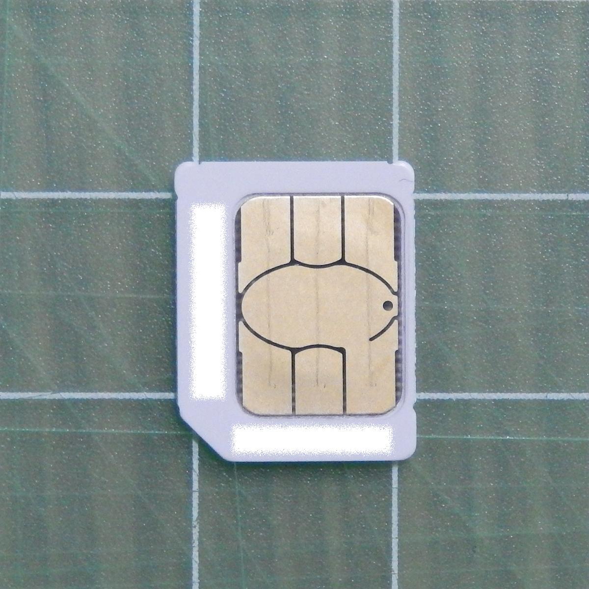 SoftBank(ソフトバンク) 解約済み micro SIMカード [送料無料・ネコポス(匿名配送)]_画像2