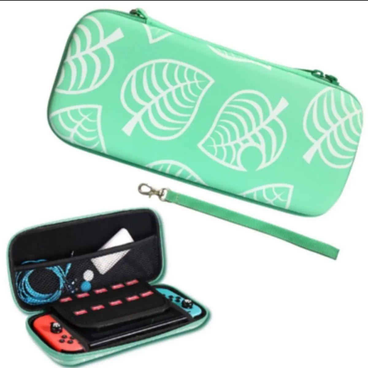 Nintendo Switch 対応 保護ケース かわいい どうぶつの森 ケース