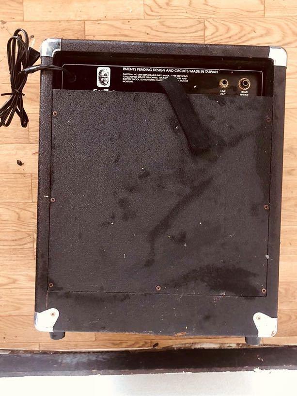 中古★現状品 ギターアンプ Gorilla/ゴリラ/ベースアンプ/GB-30_画像5