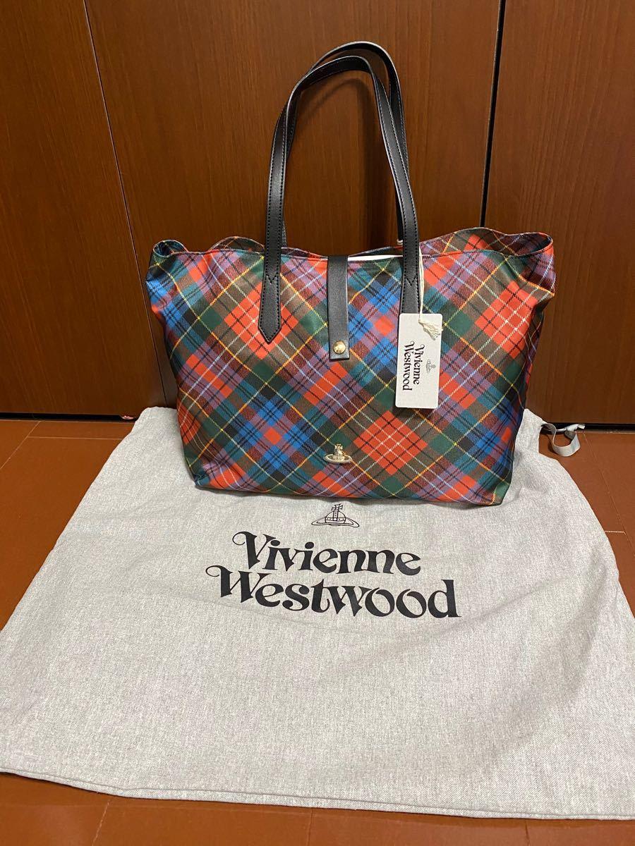 ヴィヴィアンウエストウッドトート Vivienne Westwood 未使用新品