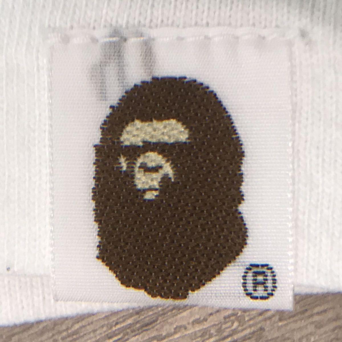 ★激レア★ kaws × bape cloud camo big head Tシャツ Lサイズ a bathing ape カウズ エイプ ベイプ アベイシングエイプ 迷彩 nigo 3252_画像8