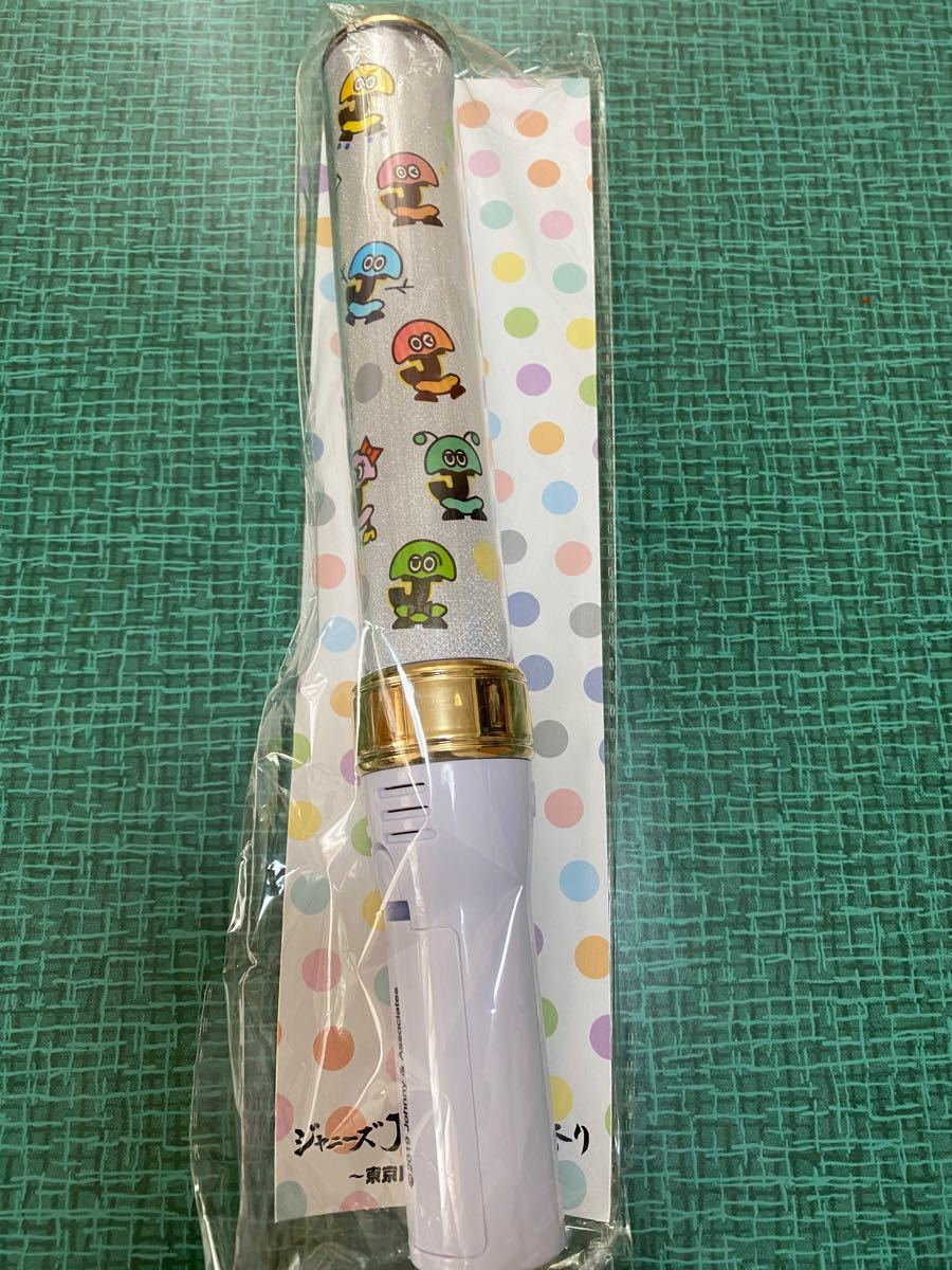 2019.8.8ジャニーズJr.祭りペンライト未使用