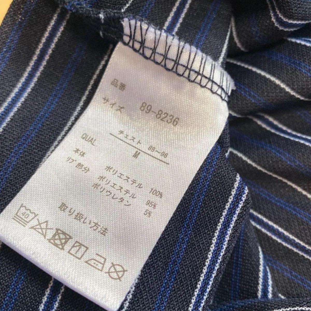 半袖Tシャツネイビーボーダー Mサイズ