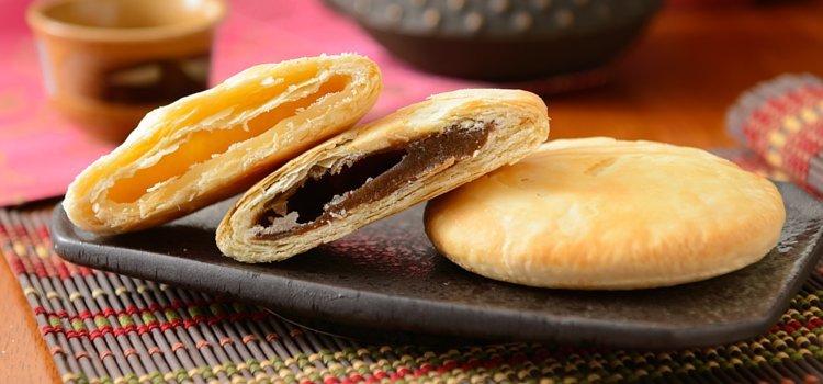 台湾直送!台湾『裕珍馨』 小酥餅 パイ 大きい 70g*6個入り お菓子 お土産|送料無料_画像2