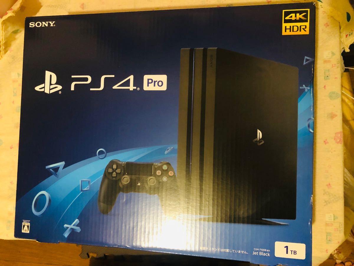 PlayStation4 proジェット・ブラック プレイステーション4pro