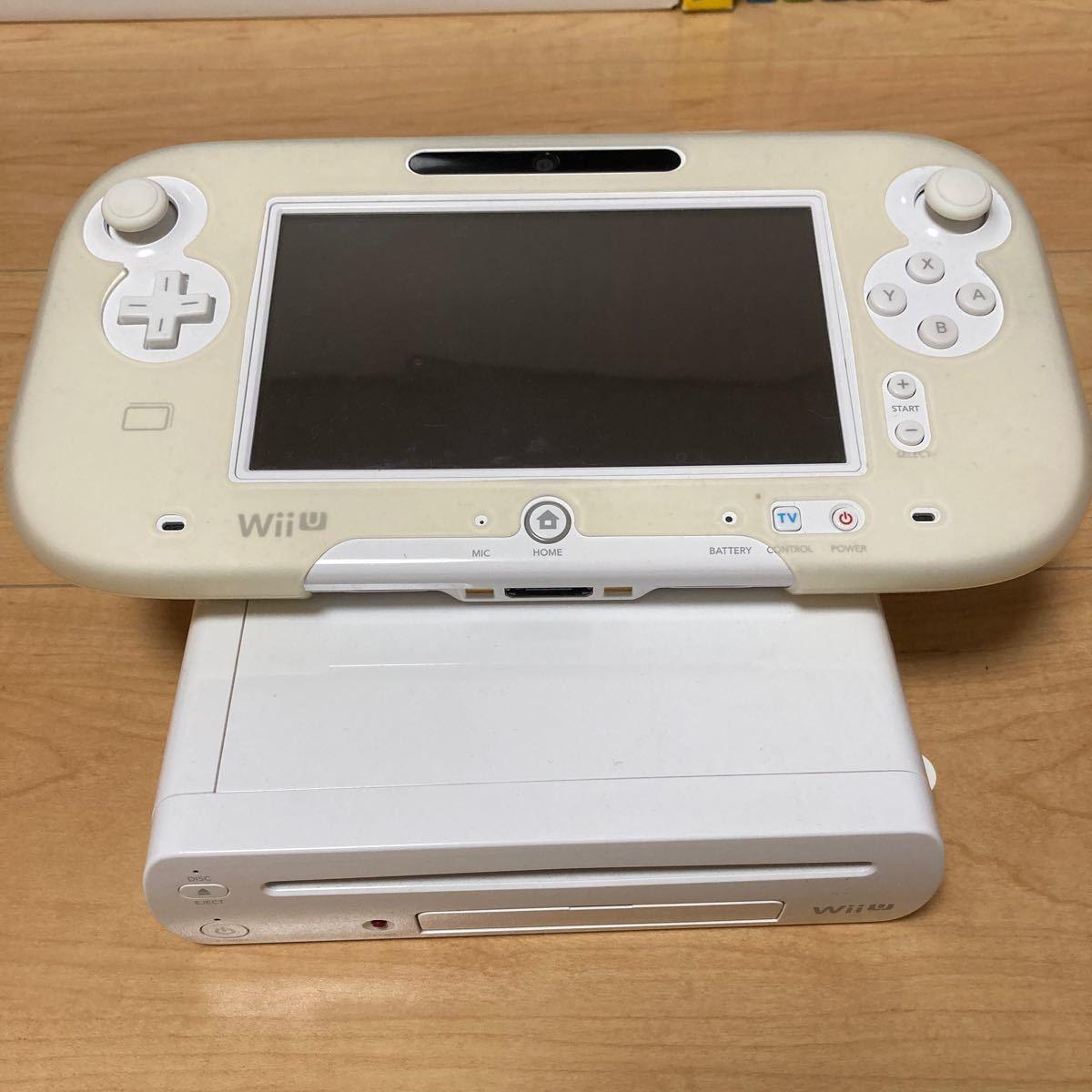 任天堂 ニンテンドー WiiU リモコンプラス10本 ソフト17本 まとめて