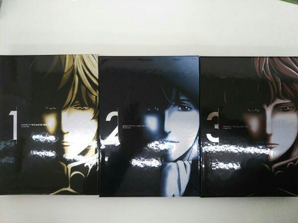 DVD 【※※※】[全3巻セット]銀河英雄伝説 Die Neue These 第1期「邂逅」 第1~3巻(完全数量限定生産版)_画像3