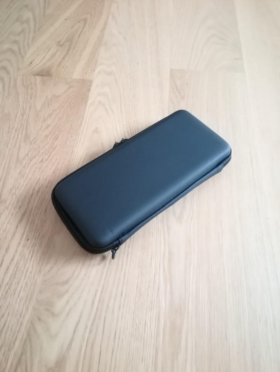 黒 Nintendo Switch ・Switch Lite スイッチケース