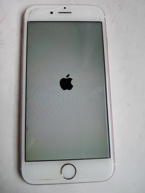 Apple Softbank iPhone 6s A1688 ◆判定:〇/パスコード不明