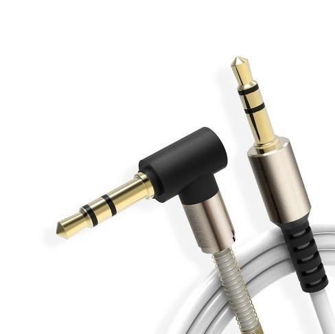 m353 ★大人気★ おすすめ オーディオケーブル AUX ケーブル イヤホン スピーカーフォン 多機能 高品質 1円_画像4