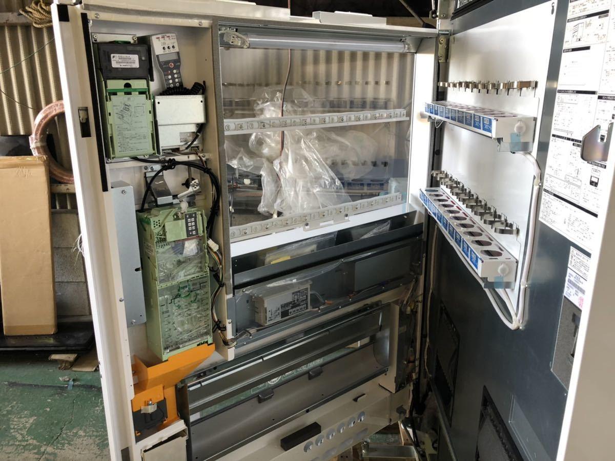 富士電機 FUJI 電気 自動販売機 12セレ ヒートポンプ LED自販機 値下げ!考えてます!新品 販売 2台あります!