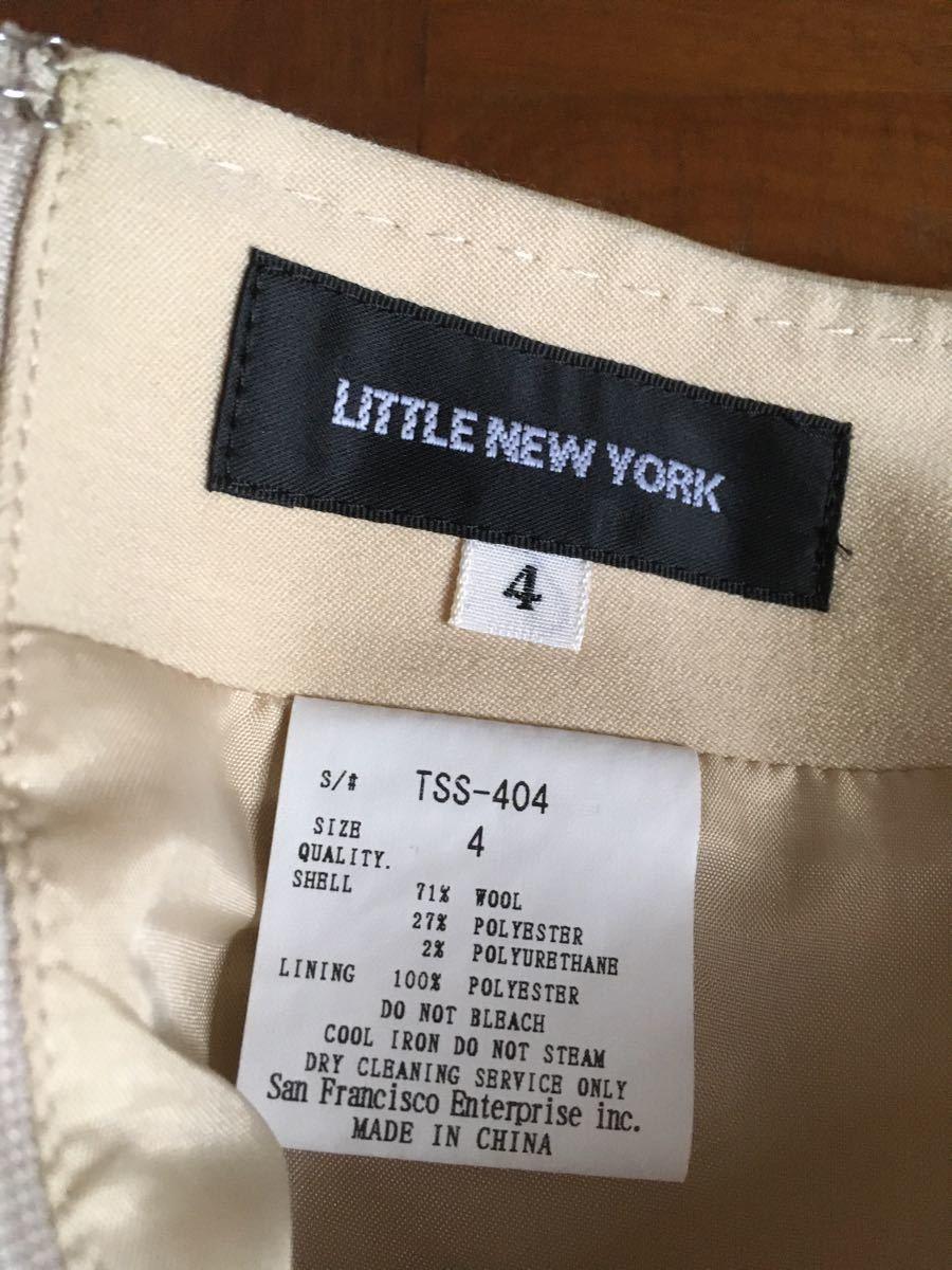 タイトスカート ミニスカート リトルニューヨーク LITTEL NEW YORK